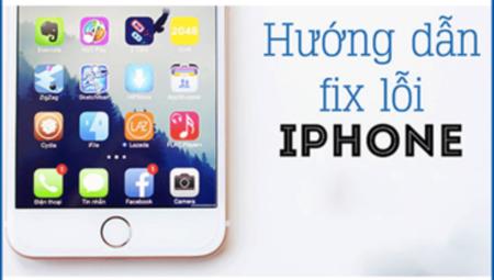 Tổng hợp các lỗi thường gặp trên iPhone và cách khắc phục