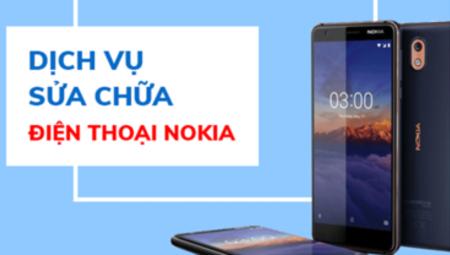 Địa chỉ trung tâm sửa chữa điện thoại Nokia uy tín tại Hà Nội