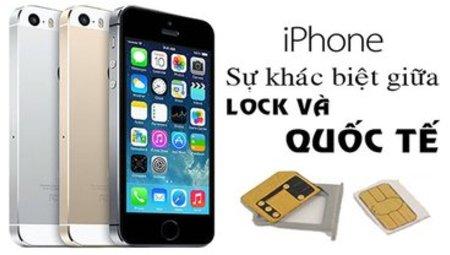 Cách kiểm tra iPhone Lock hay quốc tế nhanh chóng, chính xác