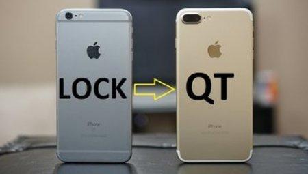 """Những lưu ý quan trọng sau khi bạn """" hô biến"""" iPhone Lock thành iPhone quốc tế"""