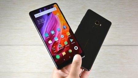 Thay màn hình Xiaomi Mi Mix 2 chính hãng, giá rẻ ở đâu tại Hà Nội