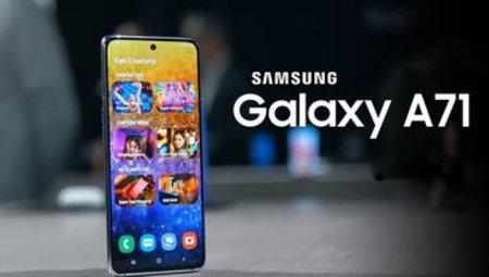 Samsung chính thức ra mắt Galaxy A71 với 4 camera sau, màn hình đục lỗ như Note 10