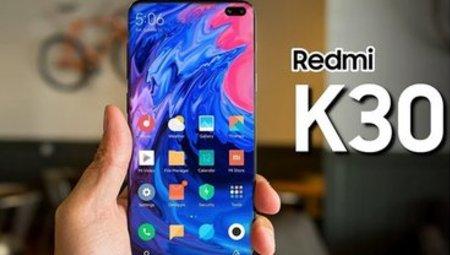 Xiaomi Redmi K30 5G: Siêu phẩm tầm trung đầu tiên trên thế giới sử dụng mạng 5G
