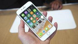 Tổng hợp các lỗi thường gặp trên iPhone 8