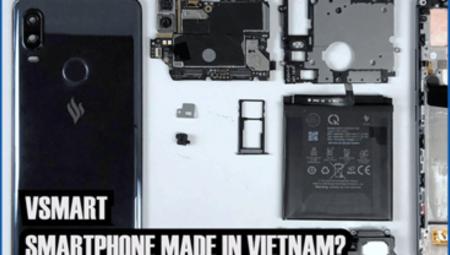 Điện thoại Vsmart mất nguồn. Địa chỉ sửa nguồn Vsmart uy tín tại Hà Nội