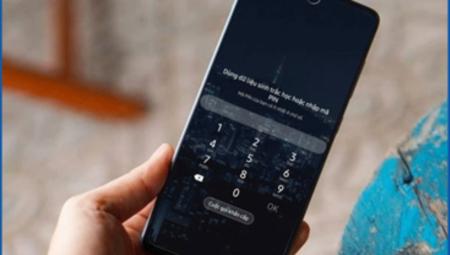 Địa chỉ mở khóa màn hình, tài khoản google điện thoại Samsung