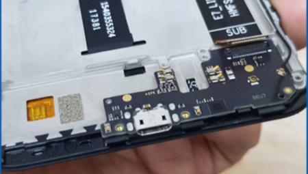 Khắc phục lỗi Xiaomi không nhận sạc, sạc chập trờn, mất sạc nhanh. Địa chỉ thay chân sạc Xiaomi uy tín, giá rẻ