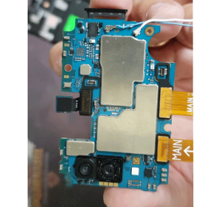 Thay IC nguồn, Sửa Samsung A8, A8 Star (2018) mất nguồn