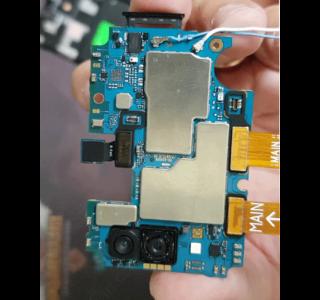 Thay IC nguồn, Sửa Samsung M50 mất nguồn