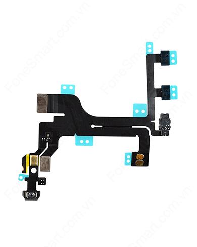 Thay cable phím nguồn, volume, gạt rung iPhone XS Max