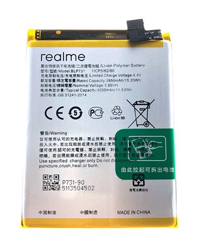 Thay Pin Realme X7, X7 Pro chính hãng